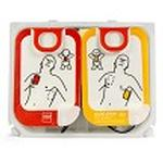 LifePak CR2 QUIK-STEP Adult/Child pacing/ECG/defibrillation 4-year electrode pad
